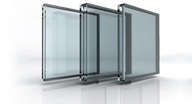 Types of glazing units