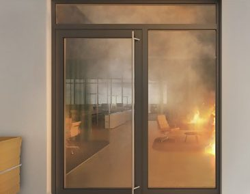 SCHÜCO FIRESTOP Врати и прозорци